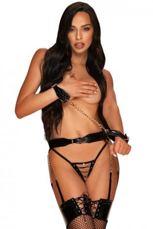 Baletti corset blanc