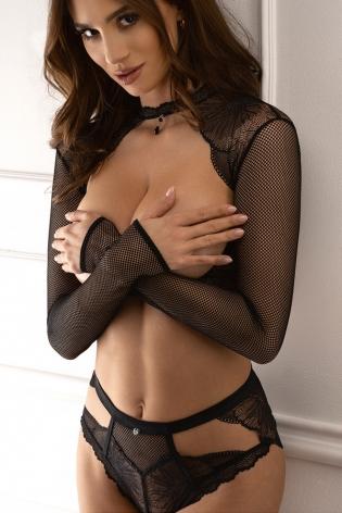 Bas noir Ballerina 262