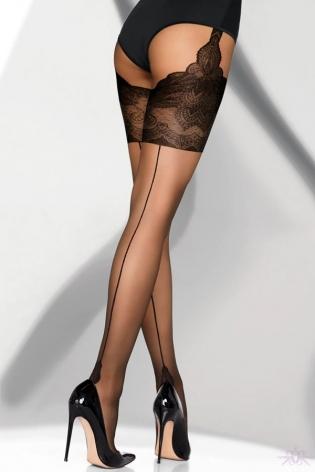 Collants noirs Ballerina 051
