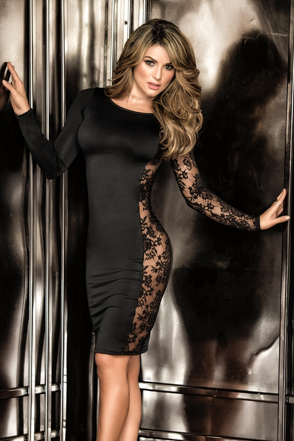 Robe sexy Mapale lingerie