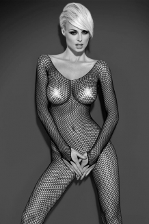 Bodystocking resille N109