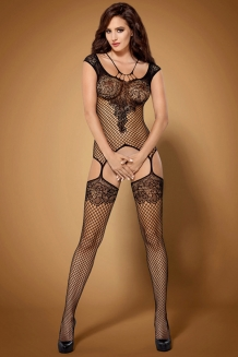 Bodystocking résille Obsessive
