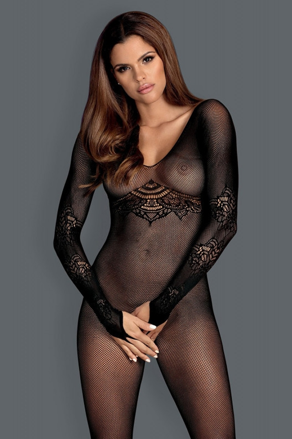 Bodystocking resille