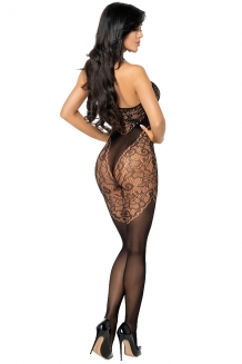 Bodystocking résille