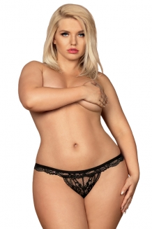 String sexy plus size