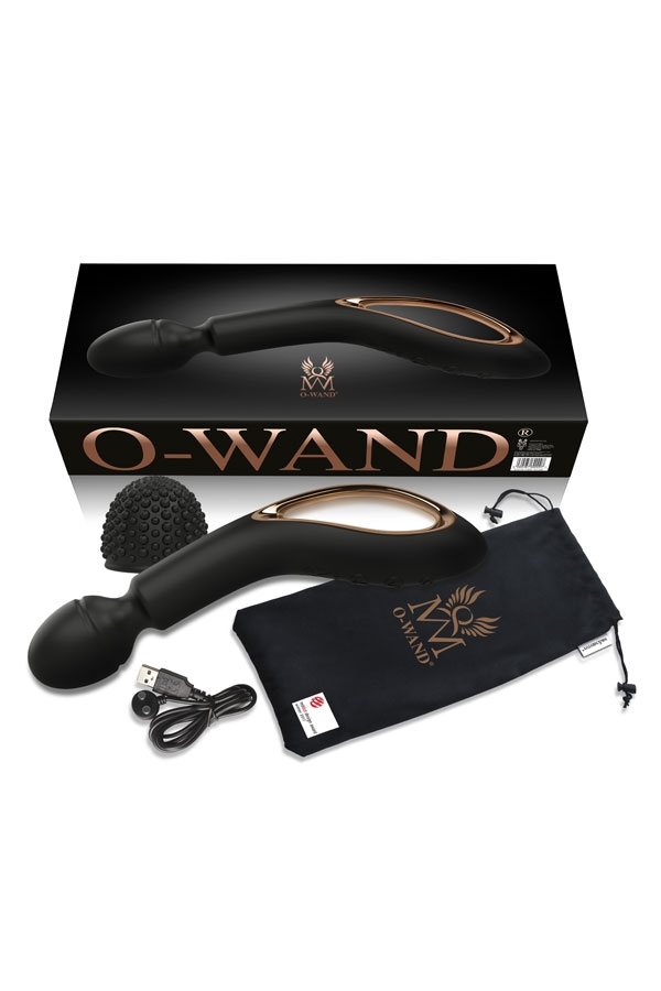 Wand Massager number 2 noir
