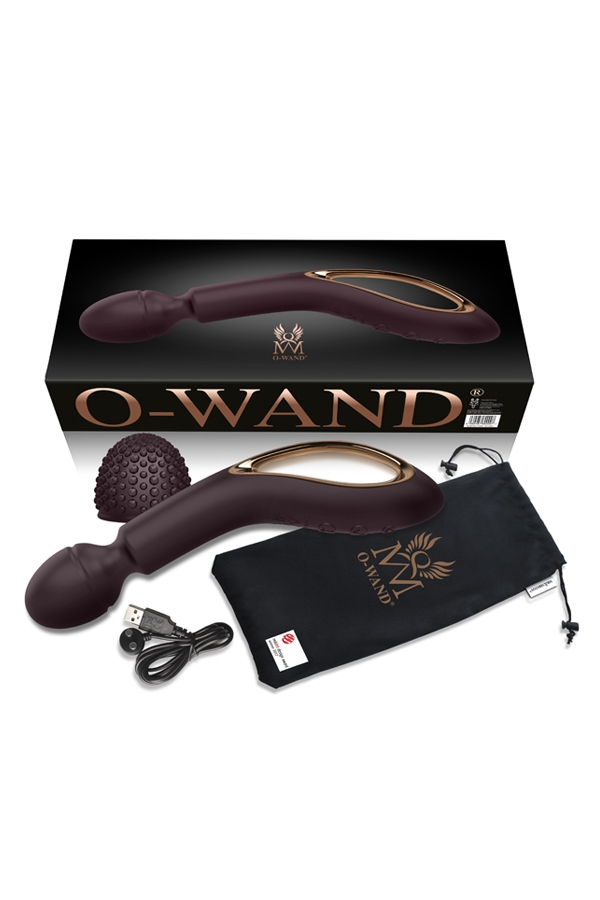 Wand Massager number 2 mauve