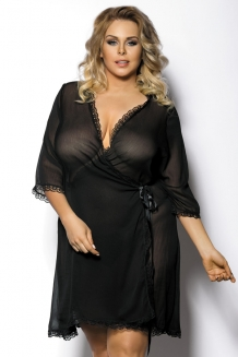 peignoir chanice grande taille