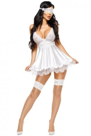 Bikini + paréo California Sand