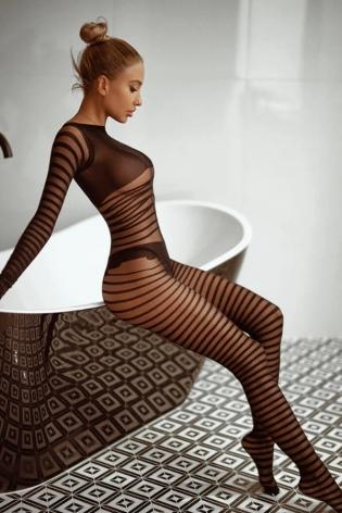 Body sexy bleu Midnight Express