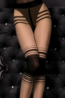 Collants noirs Ballerina 356