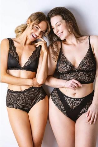 Mini robe sexy bi-matière