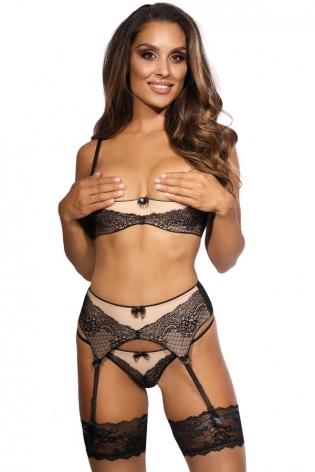 Bijoux seins peau mimi perles