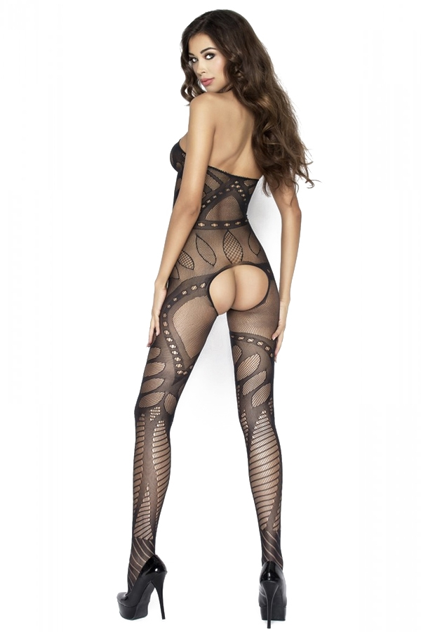 Bodystocking passion lingerie BS037