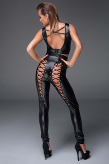 Pantalon wetlook ultra sexy
